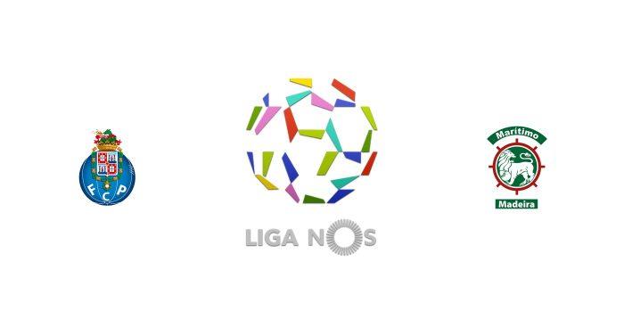 Porto vs Marítimo Previa, Predicciones y Pronóstico