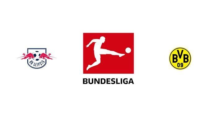 RB Leipzig vs Borussia Dortmund Previa, Predicciones y Pronóstico 18-06-2020