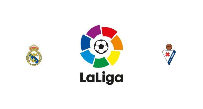 Real Madrid vs Eibar Previa, Predicciones y Pronóstico