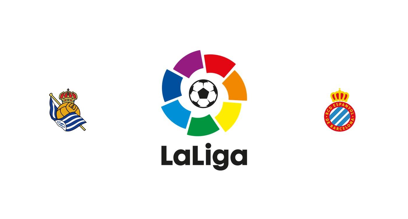 Real Sociedad vs Espanyol