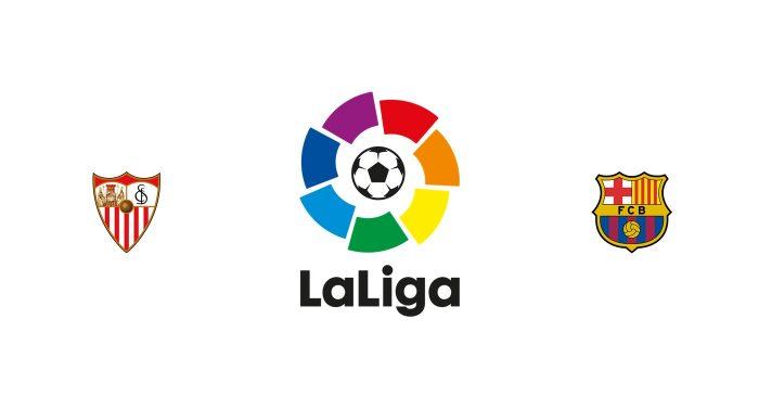 Sevilla vs Barcelona Previa, Predicciones y Pronóstico 17/06/2020