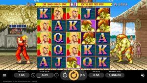 Street Fighter II The World Warrior slot