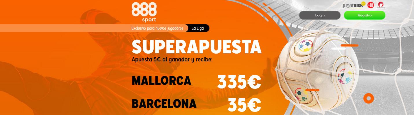 Supercuota Mallorca 335