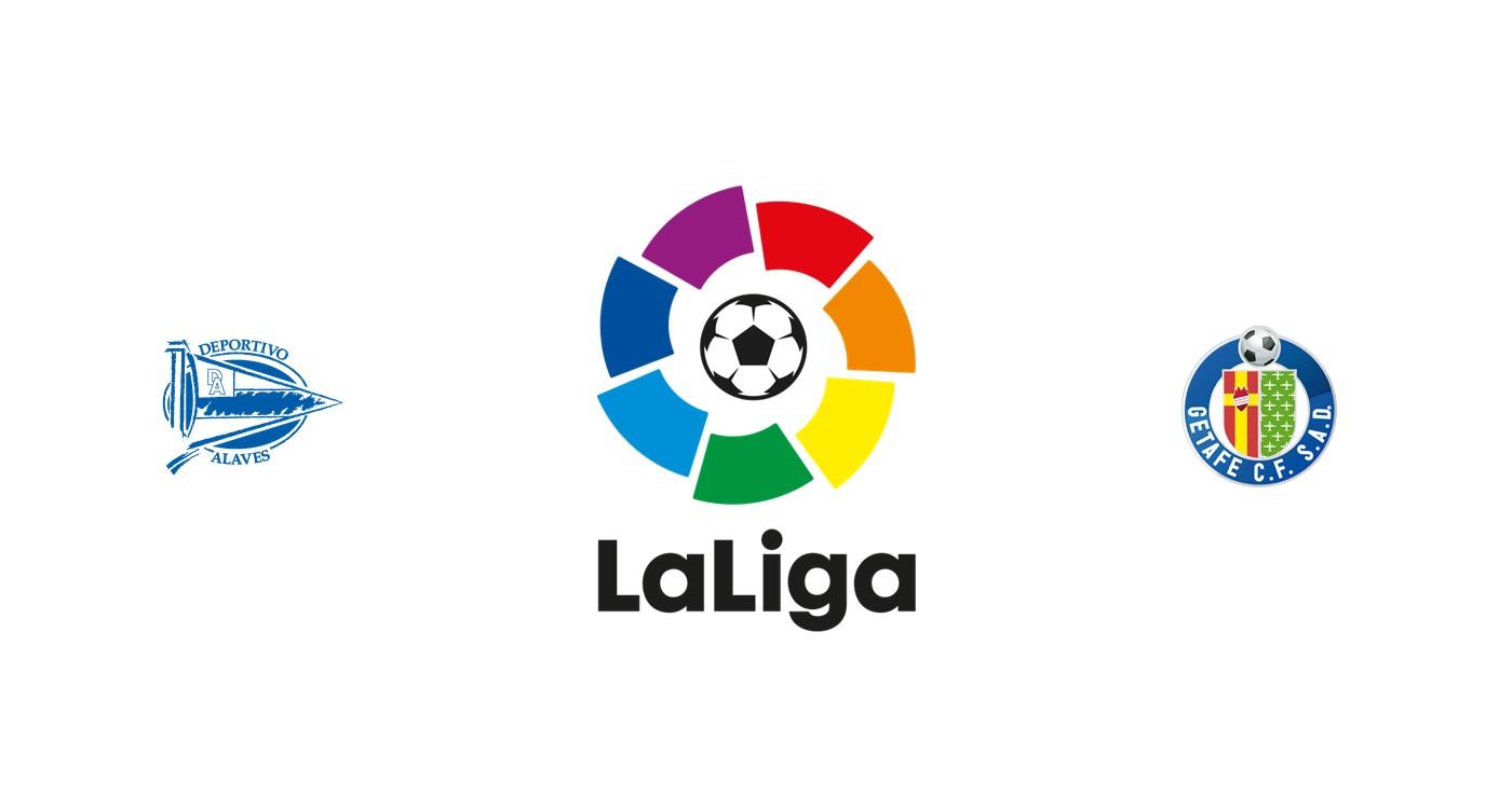 Alavés vs Getafe Liga española
