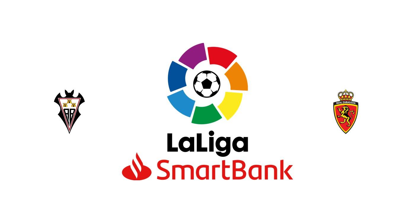 Albacete vs Zaragoza Segunda División