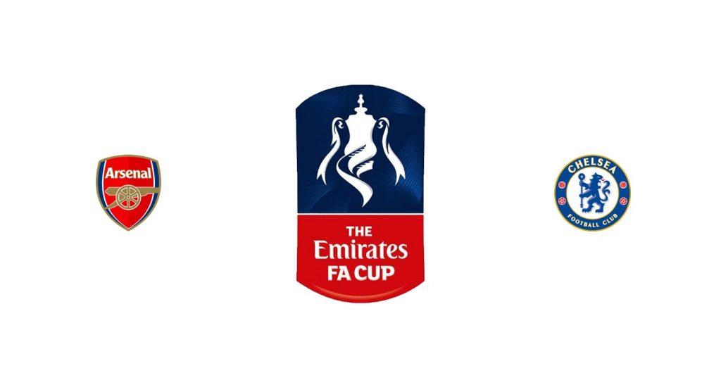 Arsenal vs Chelsea Previa, Predicciones y Pronóstico 28-07-2020