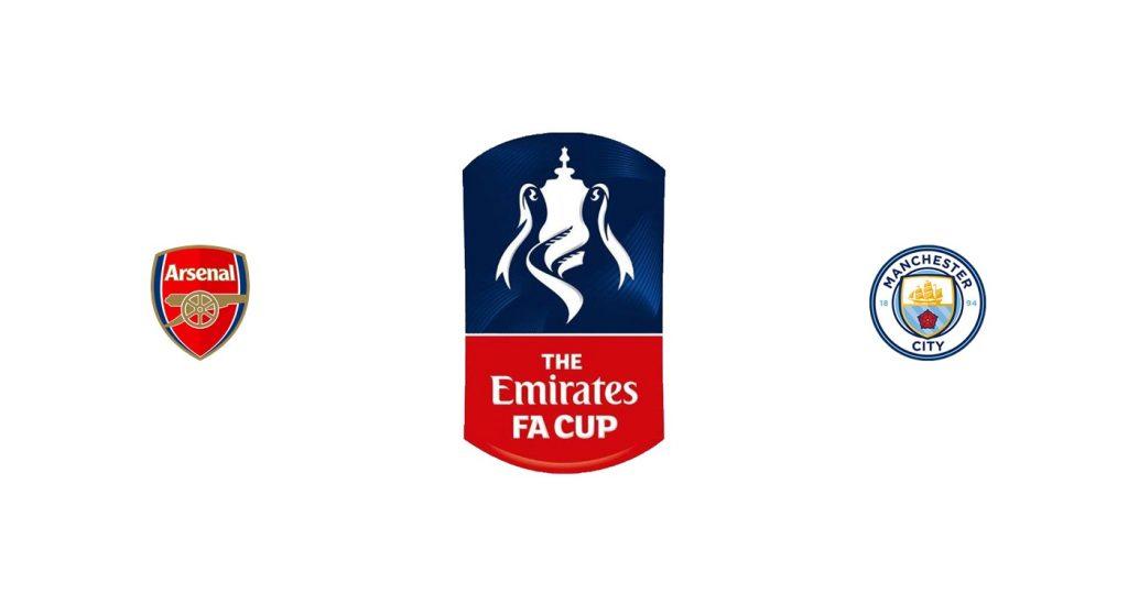 Arsenal vs Manchester City Previa, Predicciones y Pronóstico 16/07/2020