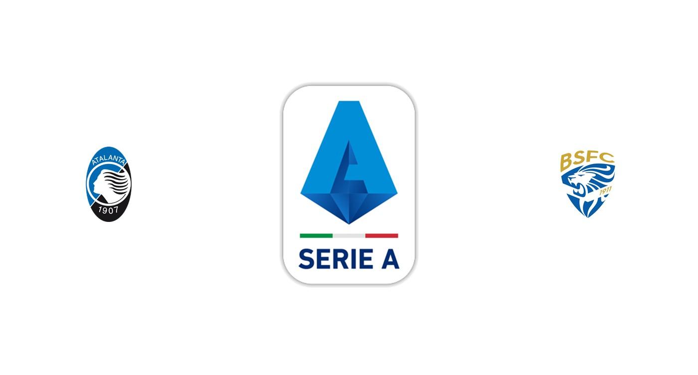 Atalanta vs Brescia Liga italiana