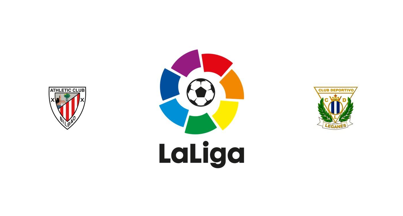 Athletic Club vs Leganés Liga española