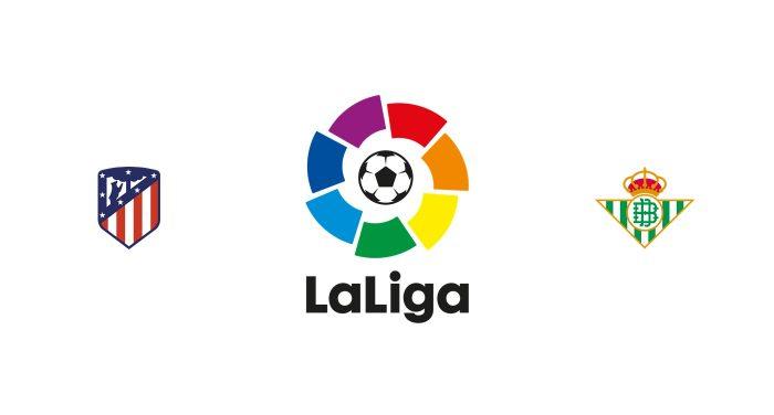 Atlético Madrid vs Betis Previa, Predicciones y Pronóstico 09-07-2020