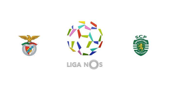 Benfica vs Sporting Lisboa Previa, Predicciones y Pronóstico
