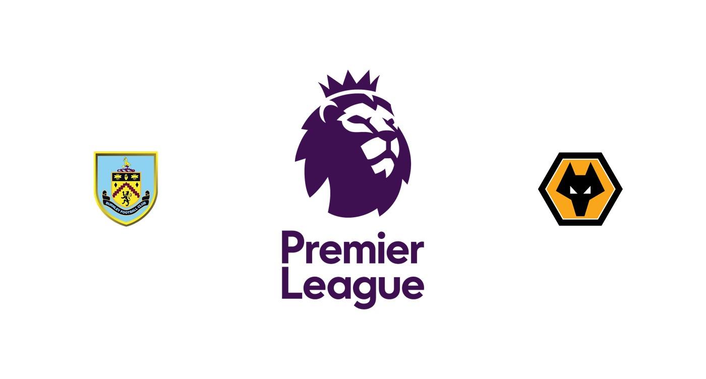 Burnley vs Wolverhampton Liga inglesa