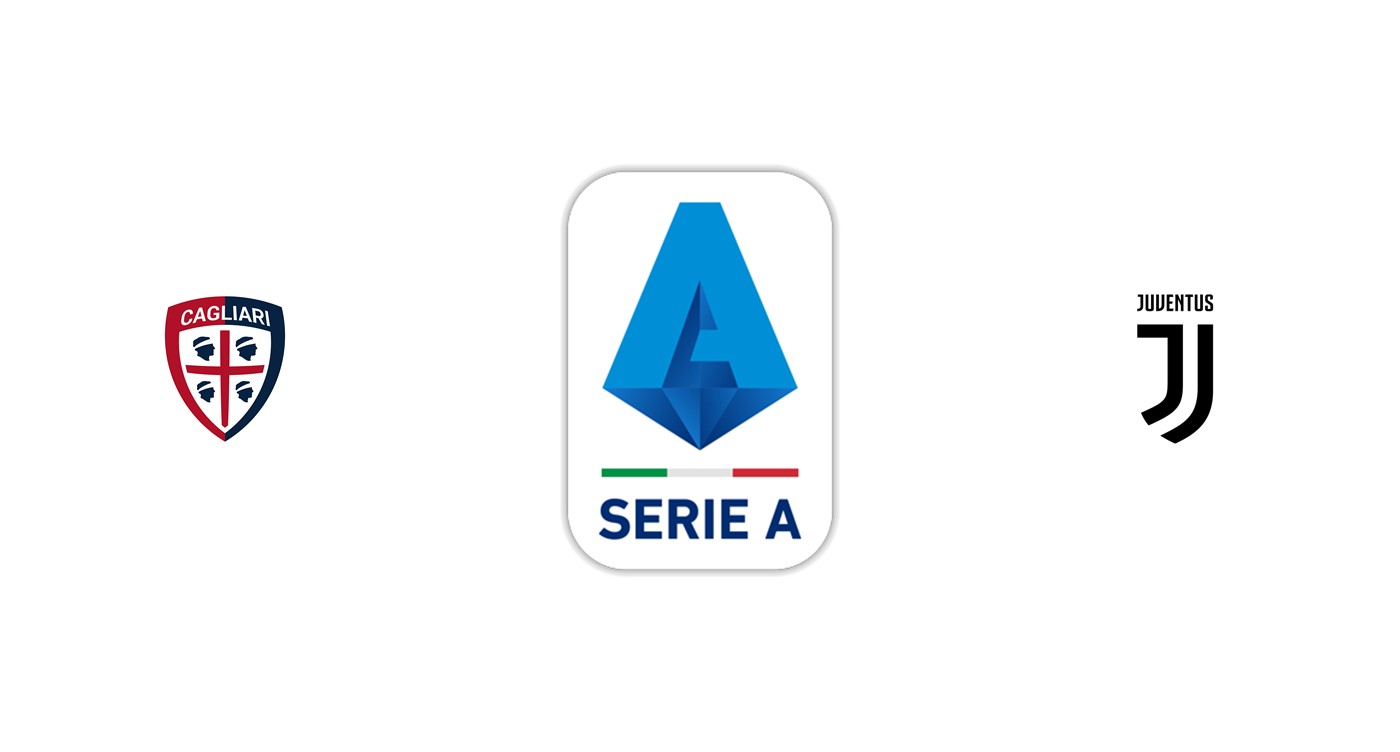 Cagliari vs Juventus Serie A