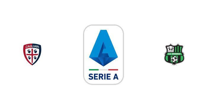 Cagliari vs Sassuolo Previa, Predicciones y Pronóstico