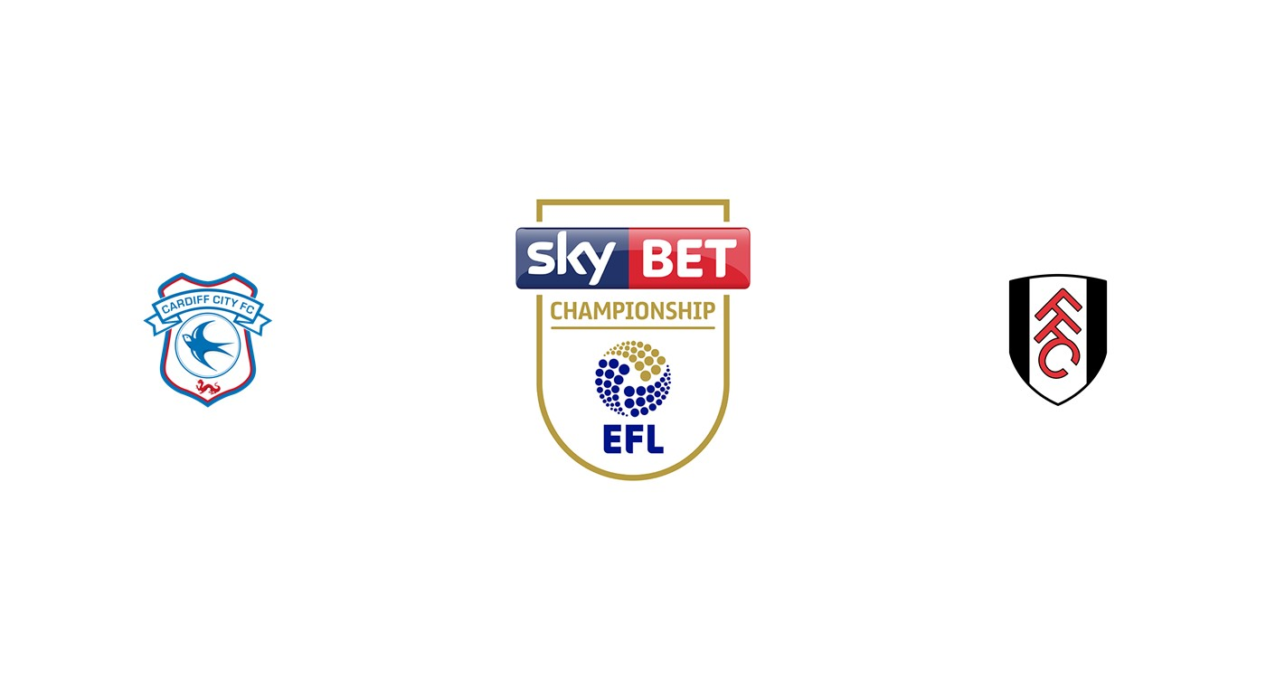 Cardiff City vs Fulham Championship