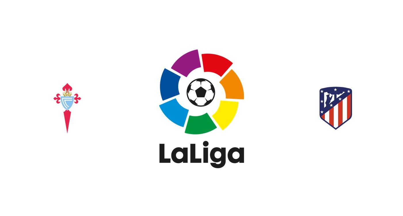 Celta Vigo vs Atlético Madrid Liga Santander