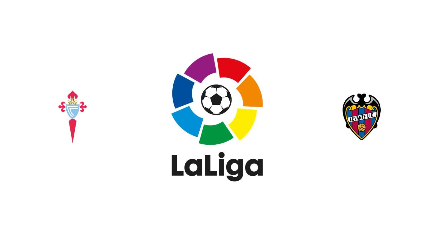 Celta Vigo vs Levante Primera División