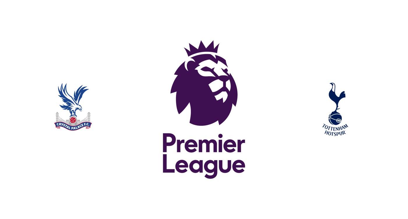 Crystal Palace vs Tottenham Liga inglesa