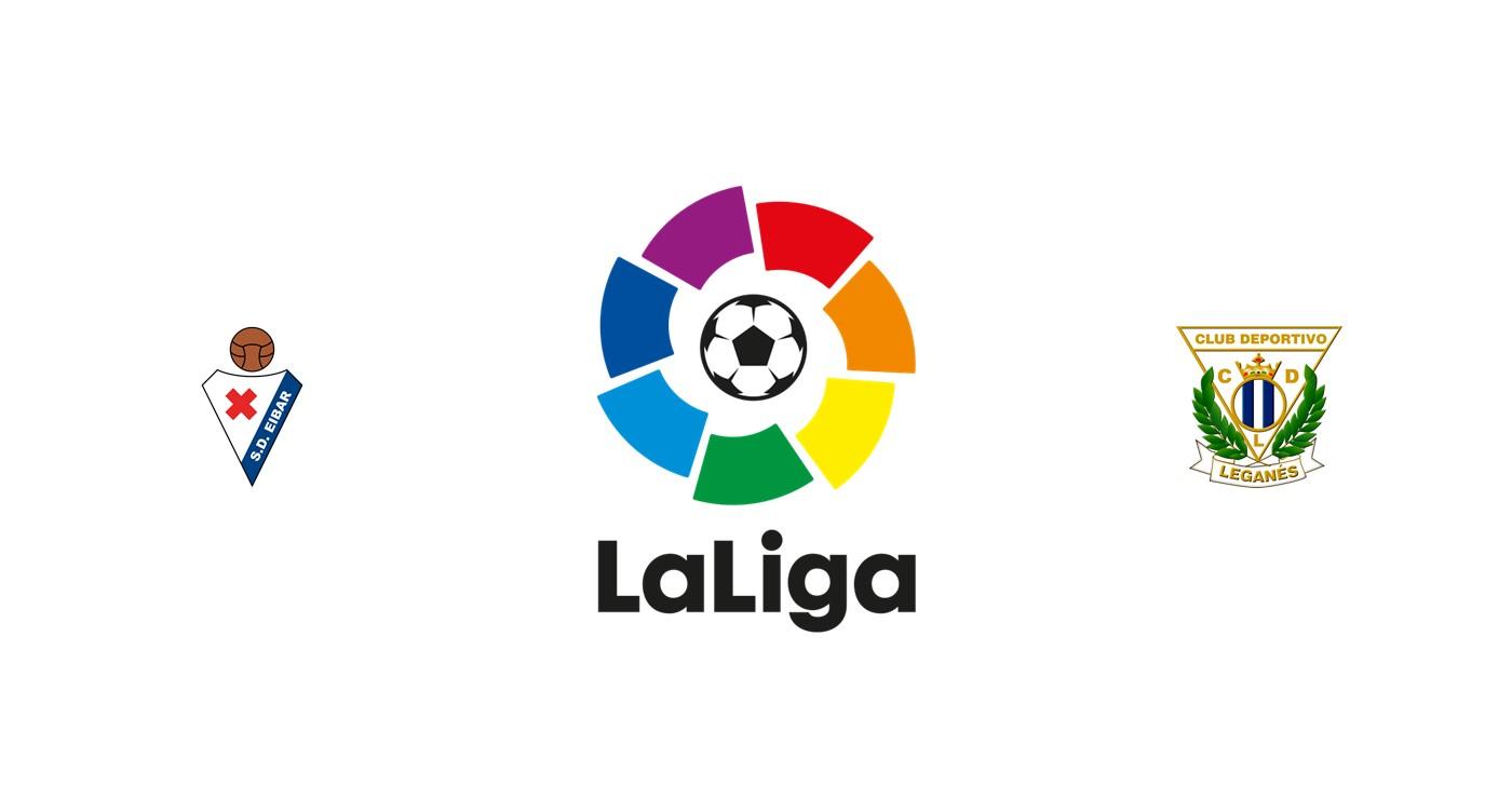 Eibar vs Leganés Liga española