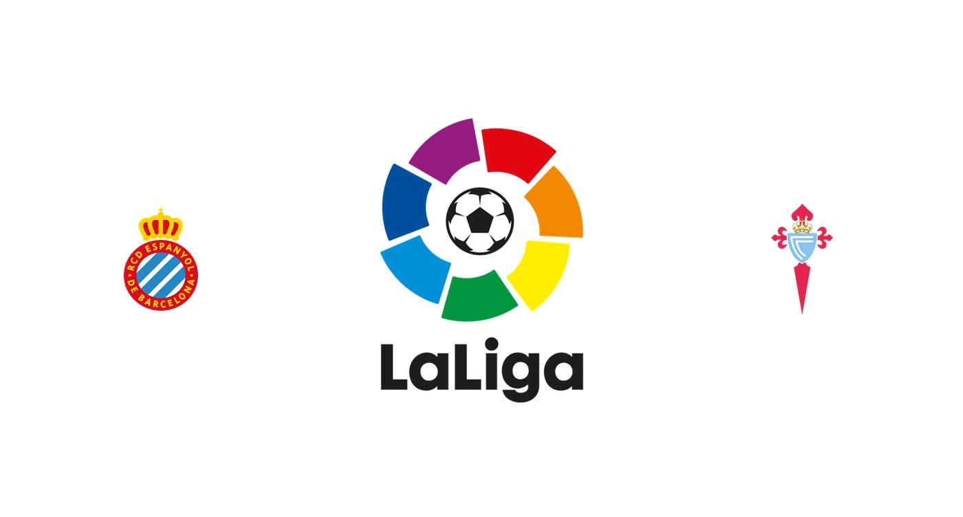 Espanyol vs Celta Vigo LaLiga
