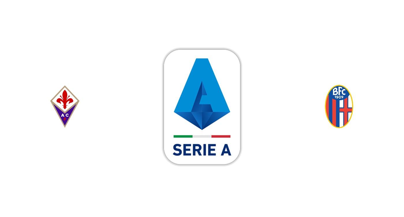 Fiorentina vs Bolonia Serie A