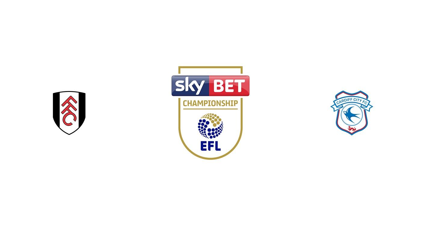 Fulham vs Cardiff Championship