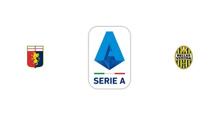 Genoa vs Hellas Verona Previa, Predicciones y Pronóstico