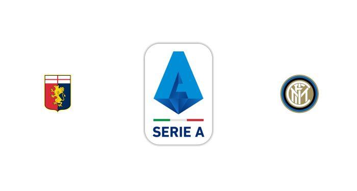 Genoa vs Inter Milán Previa, Predicciones y Pronóstico