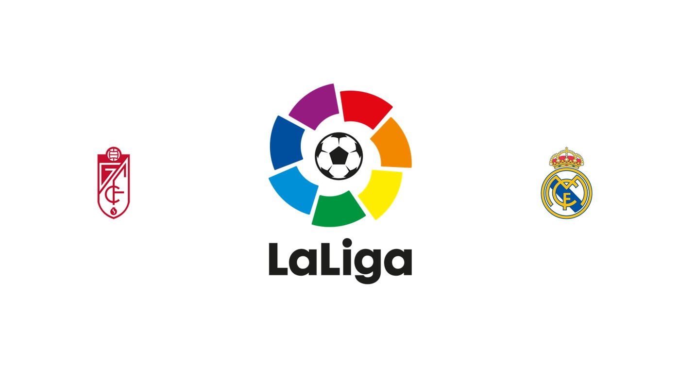 Granada vs Real Madrid Liga española