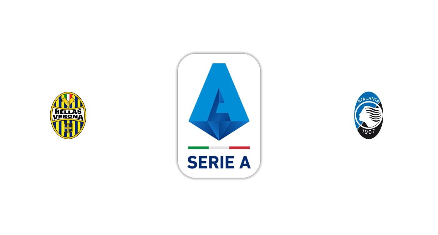 Hellas Verona vs Atalanta Liga italiana