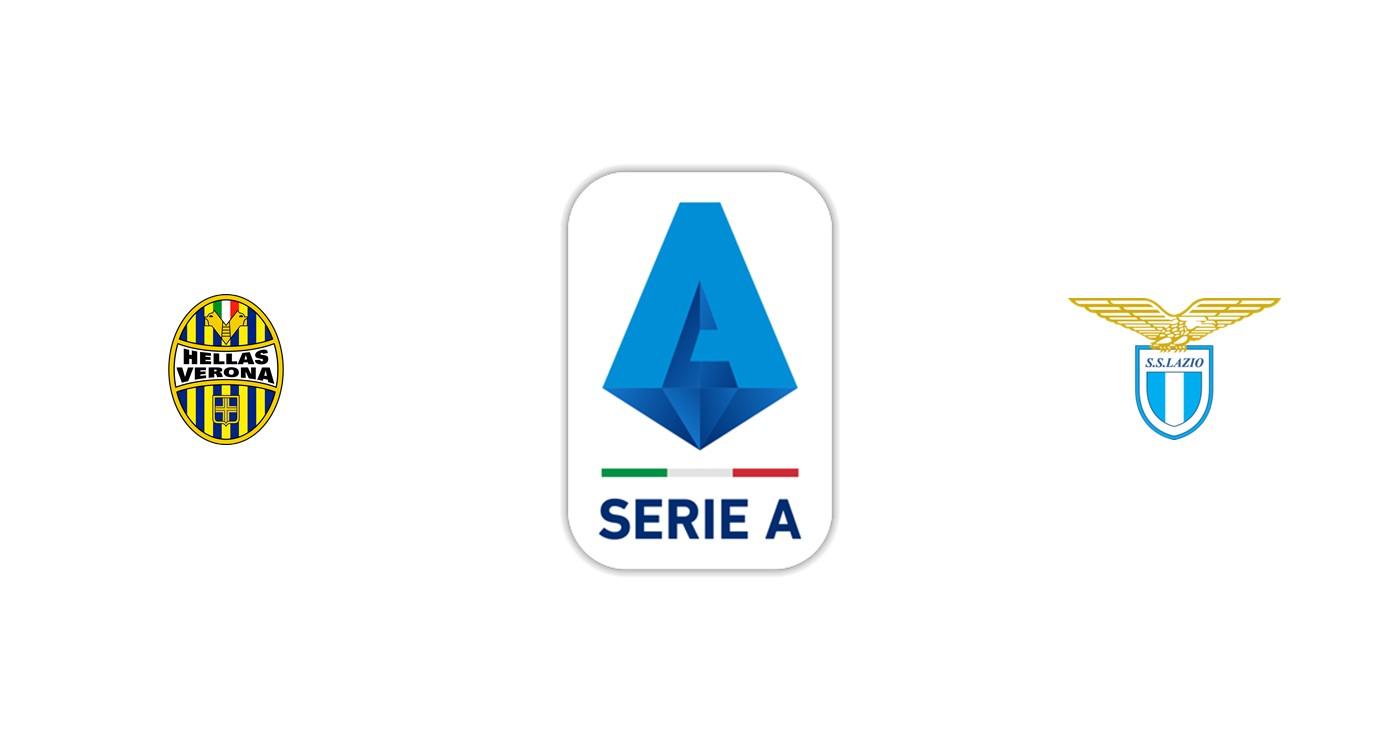 Hellas Verona vs Lazio Liga italiana