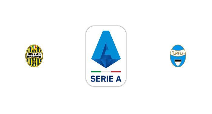 Hellas Verona vs SPAL Previa, Predicciones y Pronóstico