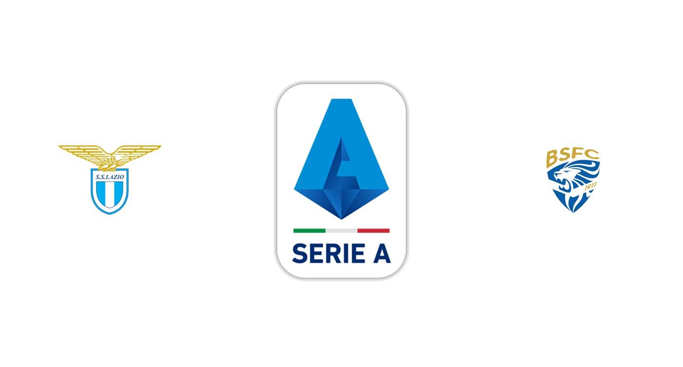 Lazio vs Brescia Liga italiana