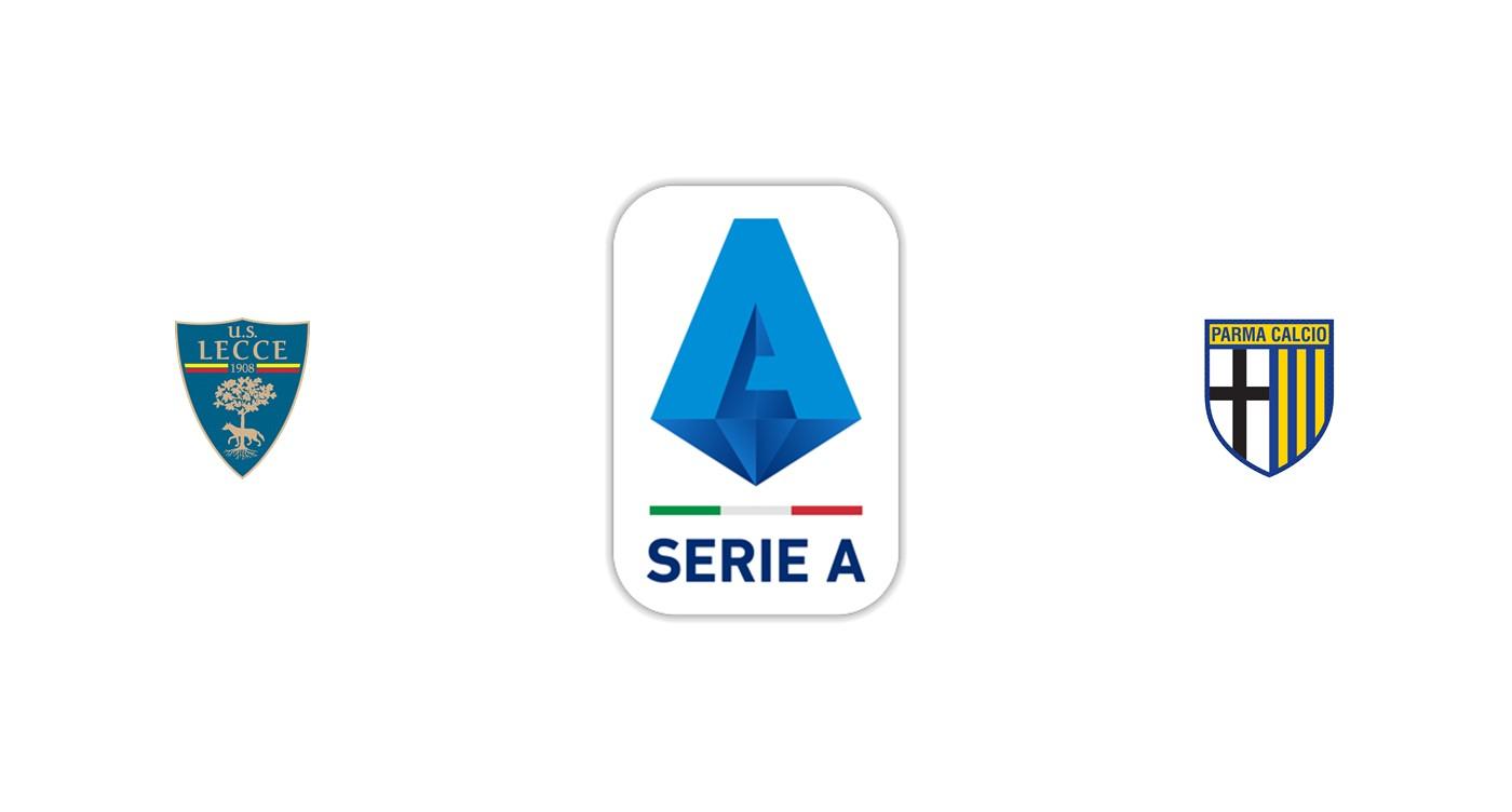 Lecce vs Parma Serie A