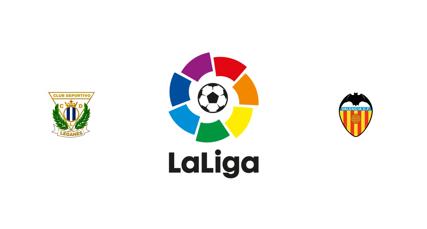 Leganés vs Valencia Liga española