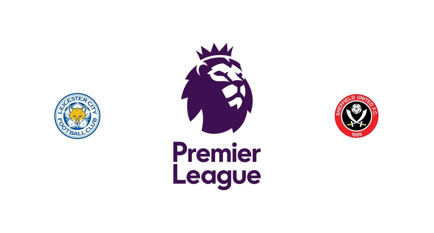 Leicester City vs Sheffield United Premier League