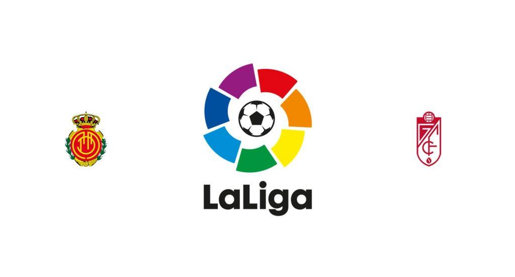 Mallorca vs Granada Previa, Predicciones y Pronóstico