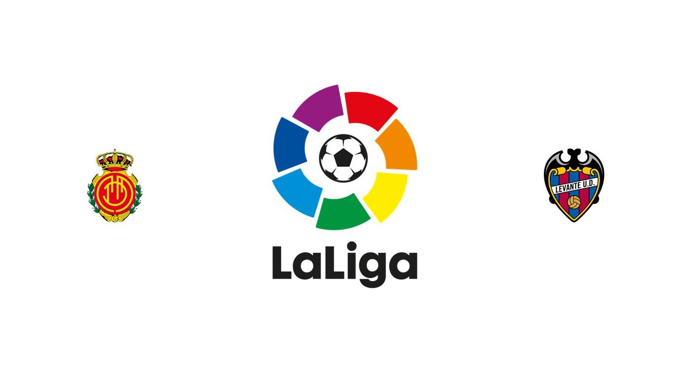Mallorca vs Levante Primera División española