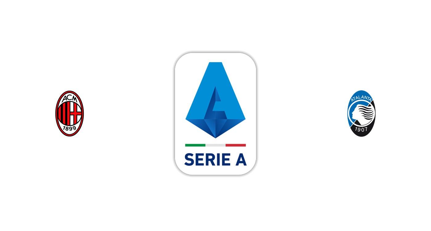 Milan vs Atalanta SerieA