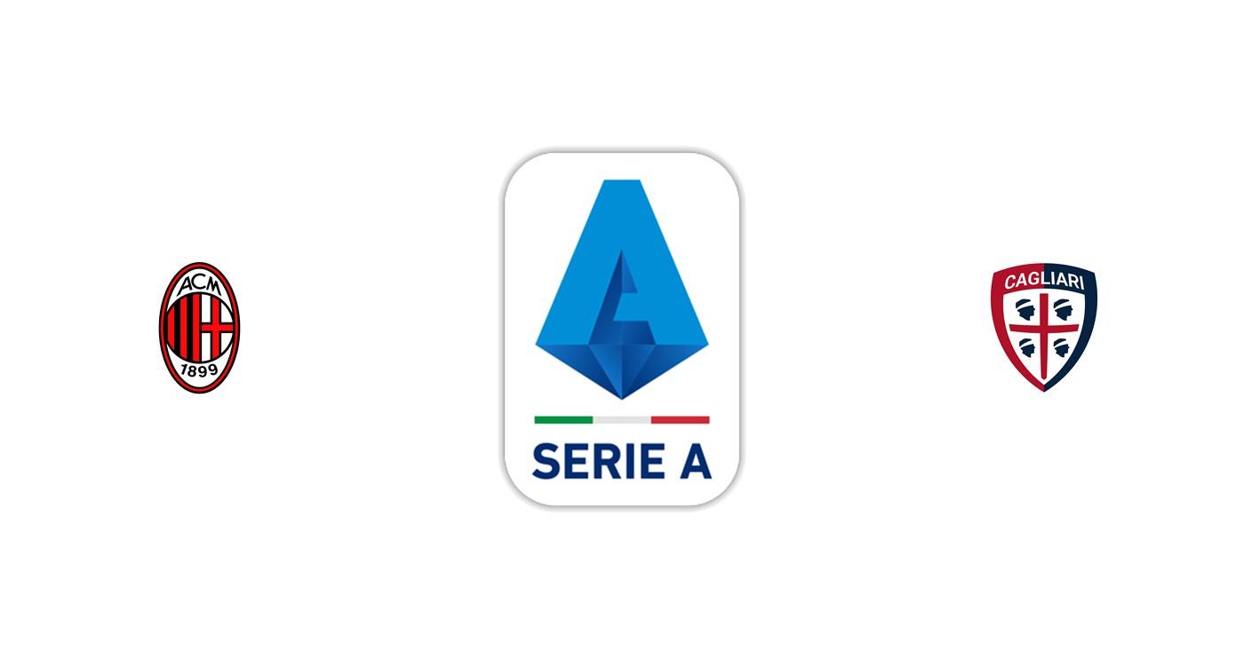 Milan vs Cagliari Liga italiana