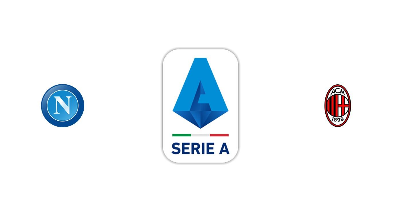 Nápoles vs Milan Liga italiana