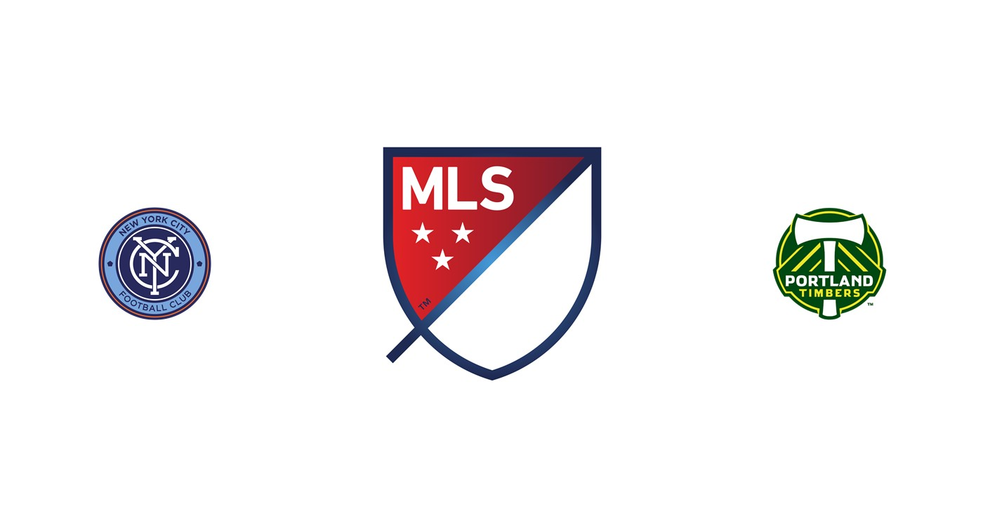 New York City vs Portland Timbers Major League Soccer