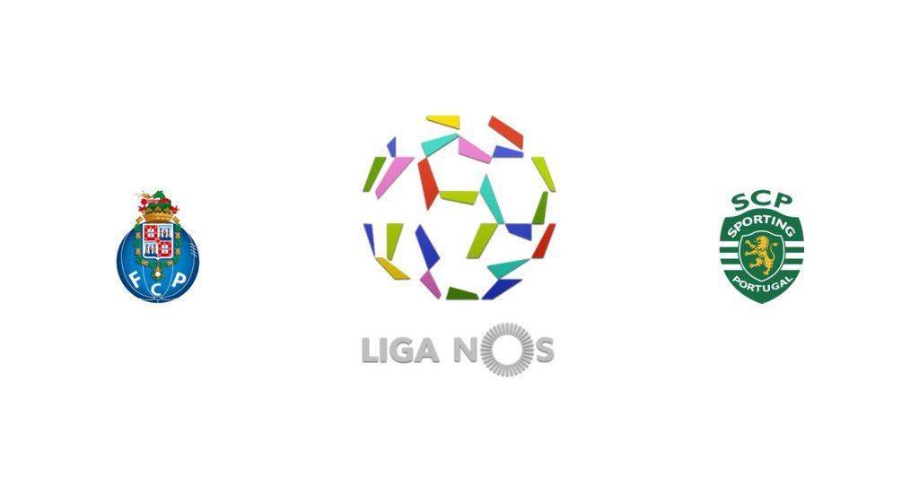 Oporto vs Sporting Lisboa Previa, Predicciones y Pronóstico