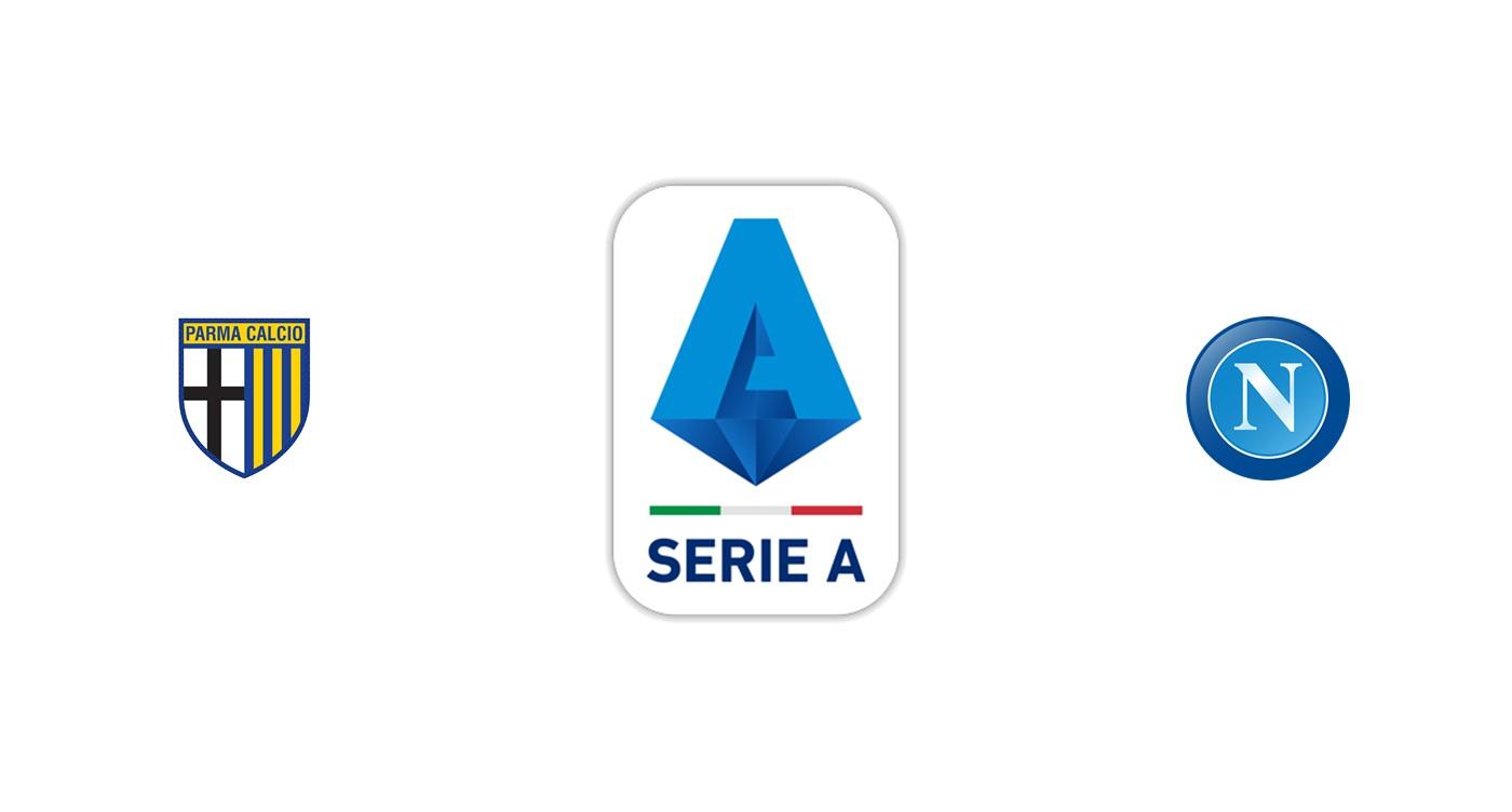 Parma vs Napoli Liga italiana