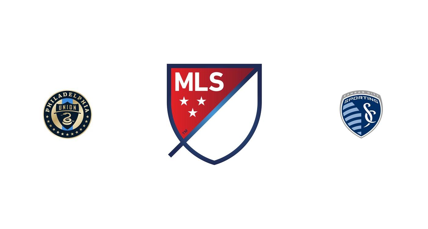 Philadelphia Union vs Sporting Kansas City MLS