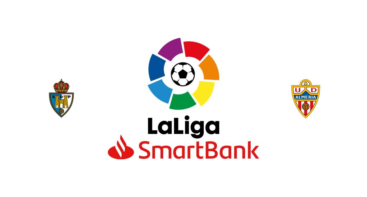 Ponferradina vs Almería Liga SmartBank