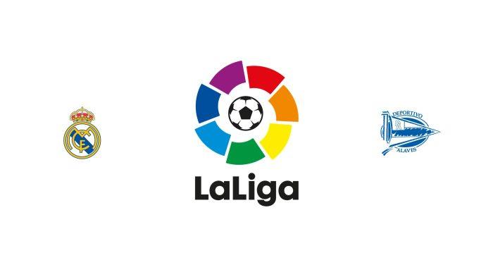 Real Madrid vs Alavés Previa, Predicciones y Pronóstico 09-07-2020