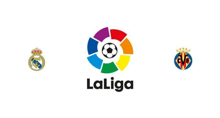 Real Madrid vs Villarreal Previa, Predicciones y Pronóstico 14/07/2020