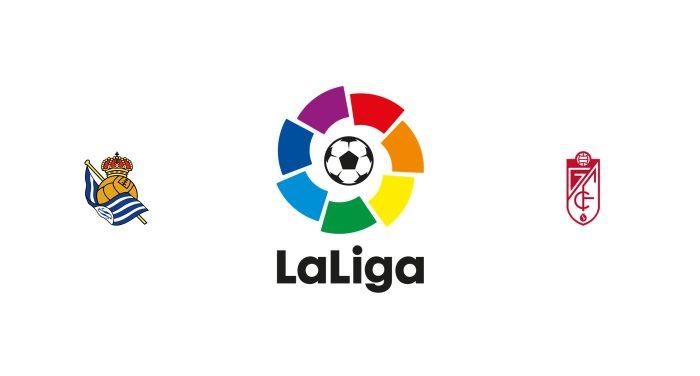 Real Sociedad vs Granada Previa, Predicciones y Pronóstico