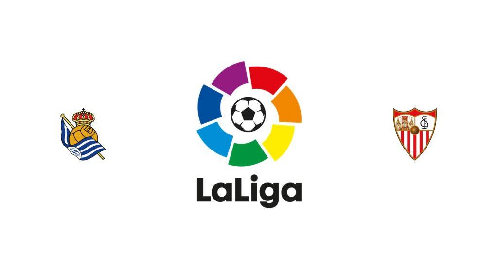Real Sociedad vs Sevilla Previa, Predicciones y Pronóstico